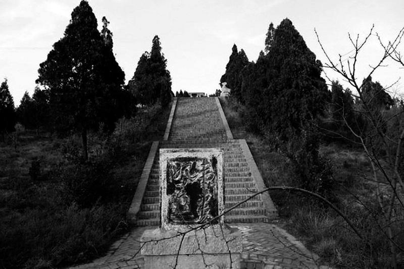 23年前大案引关注 唐昭陵韦贵妃墓壁画被盗始末