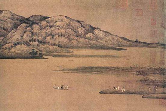 从《溪岸图》等古画看高居翰的鉴定方法