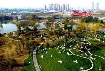 """[扬州]推动运河与城市共生共荣 呈现""""绿色+文化""""盛景"""