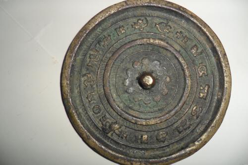 历代铜镜浅析