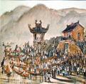 中国美术馆馆藏展给了艺术市场辨真识伪的范本