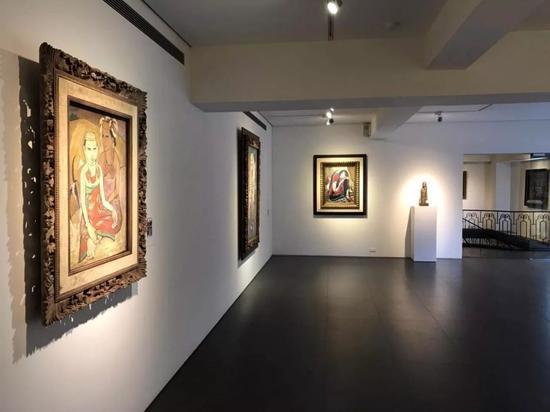 """曾经被低估的南洋画派先驱成为艺术市场的""""黑马"""""""