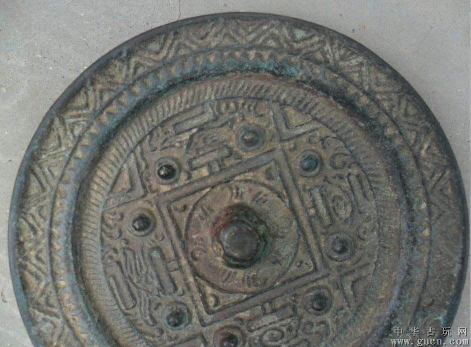 浅说宋代铜镜的特点和收藏