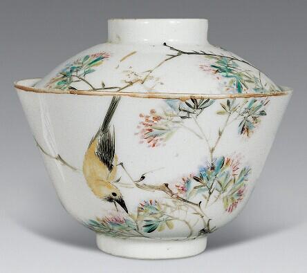 四个等级划分中国古瓷器