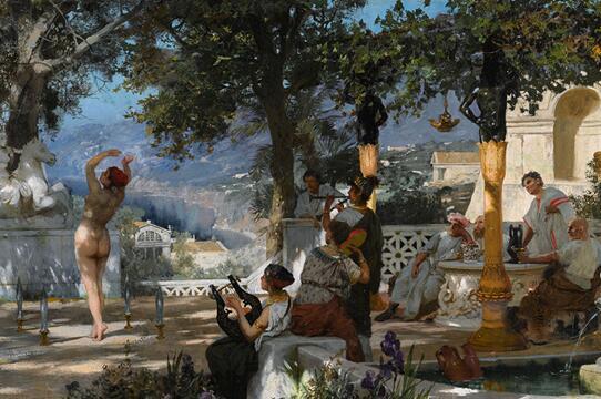 波兰成功阻止苏富比拍售十九世纪名家杰作《剑舞》