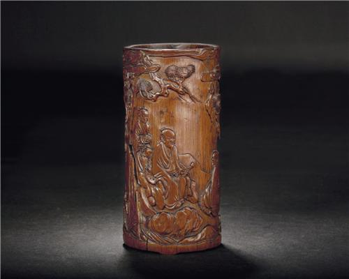 明清竹雕的鉴定方法