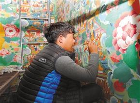 让文物活起来 西藏文物保护与建设力度持续加大