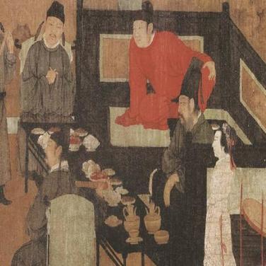 中国十大传世名画《韩熙载夜宴图》背后的那些事