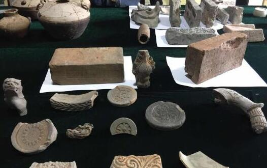 """[杭州]考古""""盘点""""被历史湮没的遗址 今年发掘墓葬88座"""