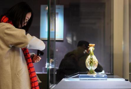 [天津]近百件唐代文物展现文明交融的力量