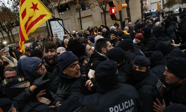 """加泰文物遭强搬?西班牙:与""""独立运动""""毫无关联"""