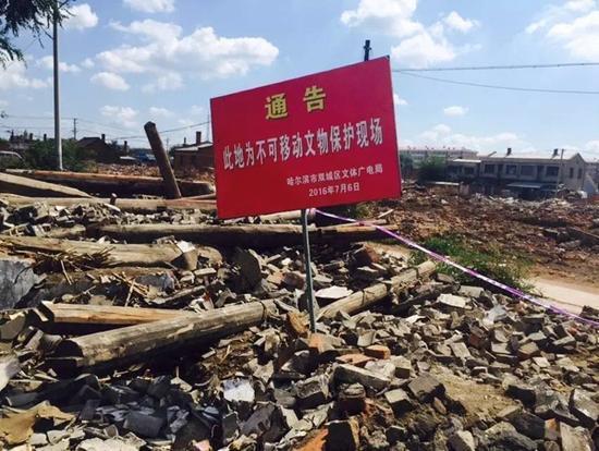 刘亚楼故居遭强拆事件终于有交代:国家严厉打击文物破坏