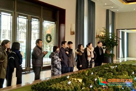 廊坊师范学院非物质文化遗产研究中心赴永清县旅游局调研考察