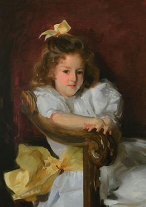 美国圣路易斯美术馆购得名家萨金特油画杰作