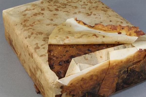 2017考古发现:106年前水果蛋糕长这样 口感酸爽