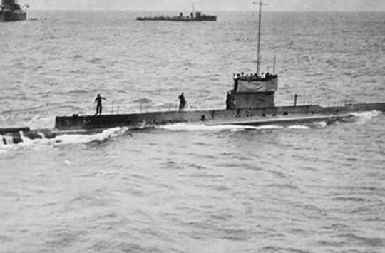 澳首艘潜艇残骸终于找到破解皇家海军史上最大奥秘