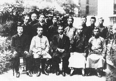 中国报业先驱林白水