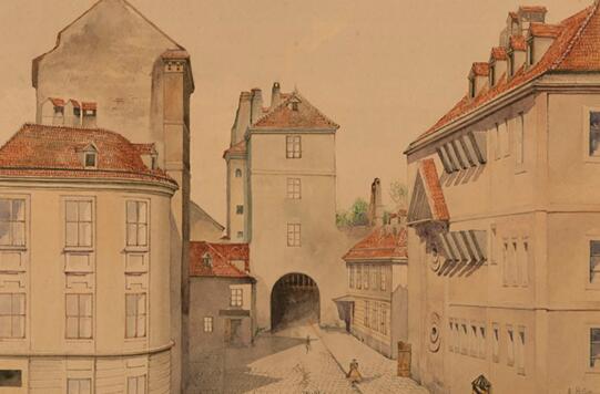 荷兰专家对罕见希特勒水彩画作的真实性提出质疑