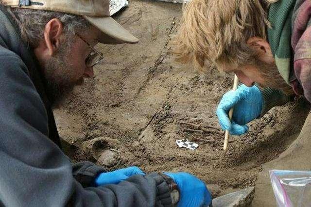 阿拉斯加考古重大发现  出土古老女婴属全新族群