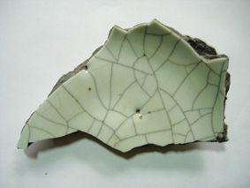 寻寻觅觅找到的古瓷珍品:古瓷片