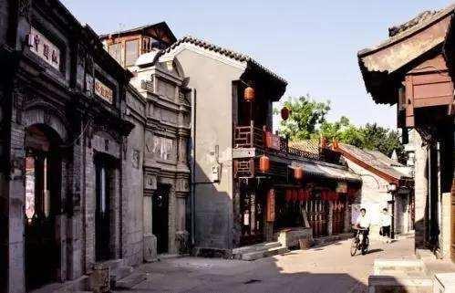 [北京]重塑核心区老城风貌 街巷胡同环境力争3年焕然一新