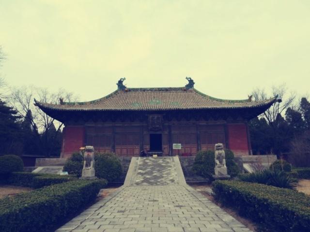 芮城永樂宮