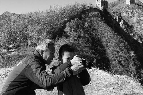 [秦皇岛]优秀文物保护员张鹤珊的新故事