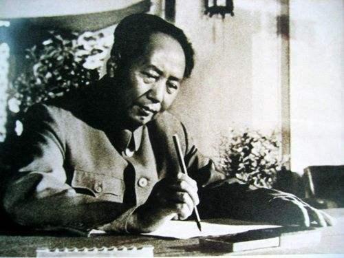 """毛泽东讲话时善于""""古事新解"""""""