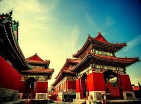 北京西城搭建全域博物馆