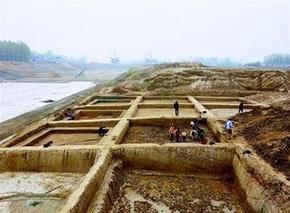湖北省文物考古发现中国青铜原料运输的'南方之路'