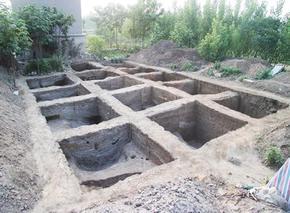 贾汪庙台子遗址 考古发掘通过验收