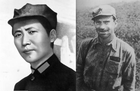 斯诺与毛泽东戴过的红军帽