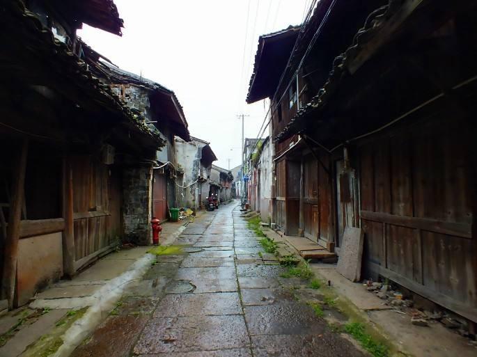 [台州]市6村落入选省第六批历史文化村落保护利用重点村