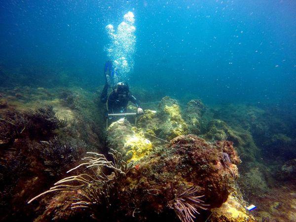 墨西哥深海考古发现荷兰战舰:300年前从事走私勾当