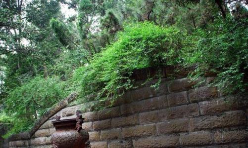 惠陵:有待深究的刘备墓