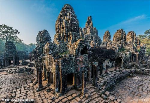 拯救吴哥:古迹保护与考古研究并重