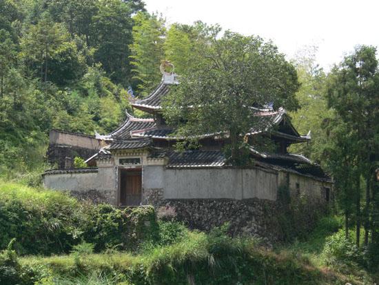 [温州]泰顺县公布第七批12处县级文物保护单位