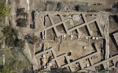 辽宁发现辽代帝陵陵前重要建筑遗址