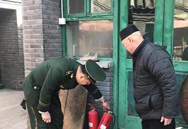 北京丰台消防开展文物古建消防安全专项检查