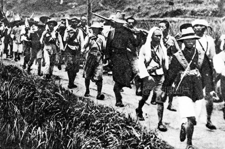 1936年红二、红六军团在长征路上的春节