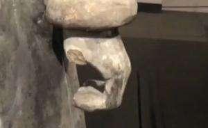 被掰手指兵马俑继续在美展出 专家称能裸展尽量别柜展