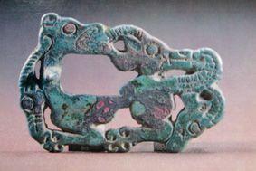 鄂尔多斯式青铜器