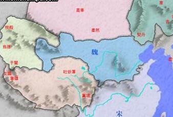 南朝:我国历史上朝代更迭较快的一段时间