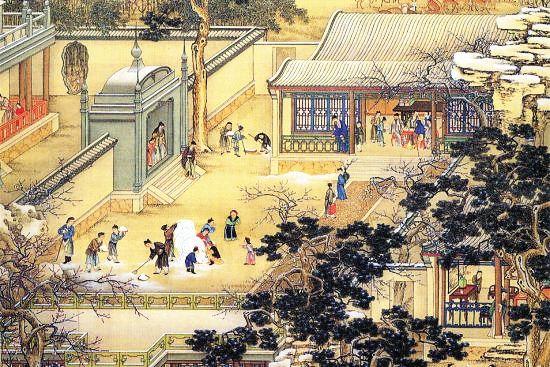 古代名人的买房故事:白居易做官十八年在长安买房