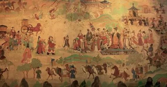 诗圣杜甫笔下的丝绸之路