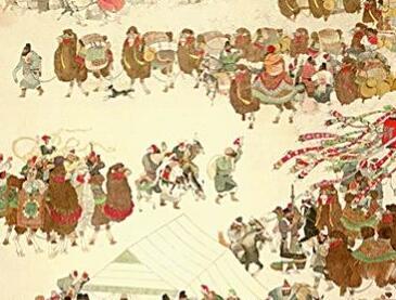 丝绸之路与香文化