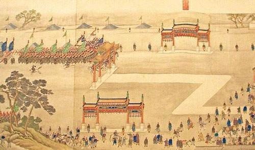 明清时期如何疏解北京人口