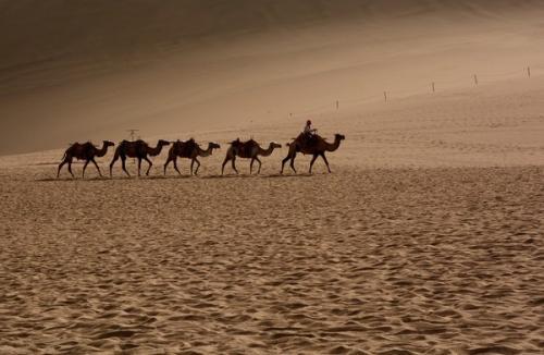 古丝绸之路上,中国与波斯的文明交往