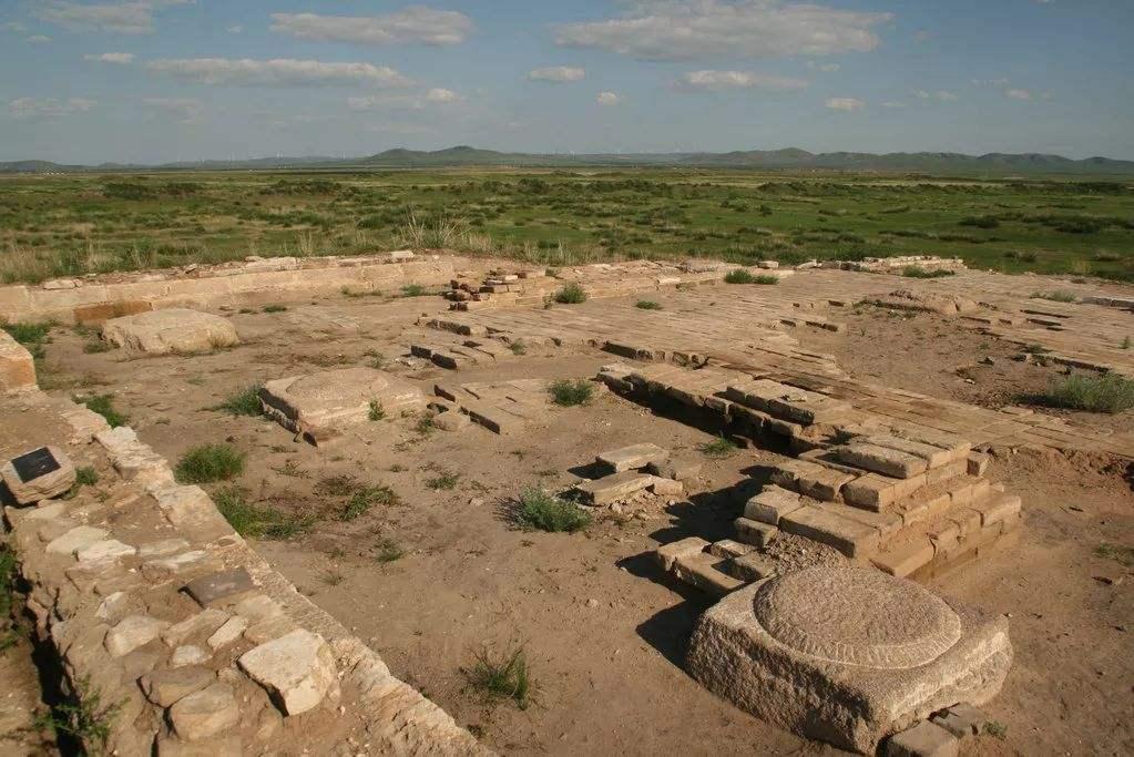 内蒙古发现东汉时期匈奴古城遗址