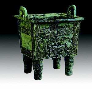 商代古墓藏瑰宝